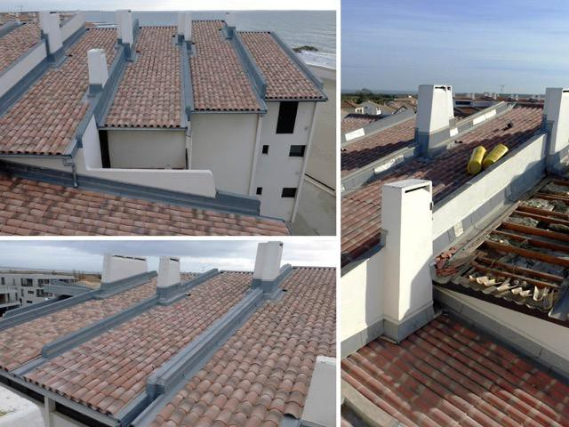 Travaux de rénovation de toiture à Montpellier | ABC Couvertures